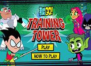 Teen Titans Go Torre de Entrenamiento