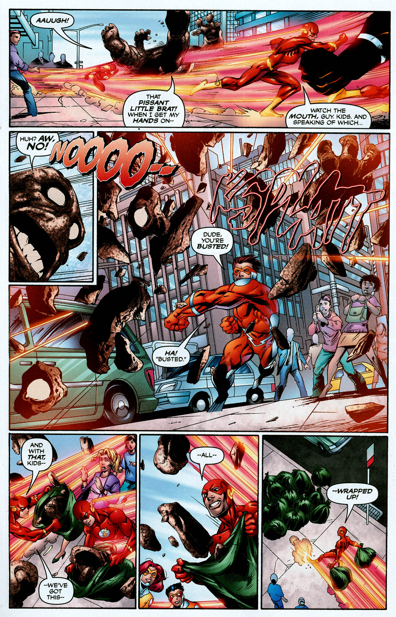 Read online Trinity (2008) comic -  Issue #1 - 15