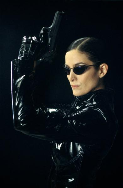 Lady matrix se anima y me masturba - 1 part 2