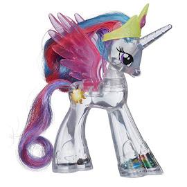 My Little Pony Rainbow Shimmer Wave 1 Princess Celestia Brushable Pony