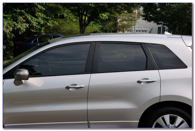 How To Take Off WINDOW TINT Film
