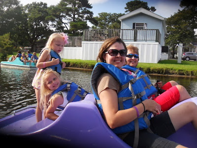 Lakewood Campground Review Paddle Boats