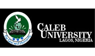 Caleb University JUPEB Admission Form – 2016/2017