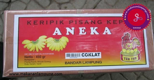 Keripik Aneka Yenyen