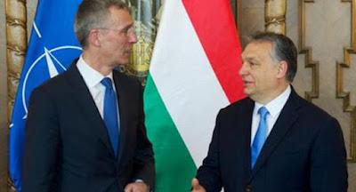 Венгрия заблокирует любые решения НАТО по Украине и Грузии