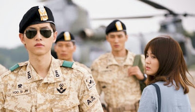 Sinopsis Drama Korea Descendants of the Sun Episode 1 – Tamat