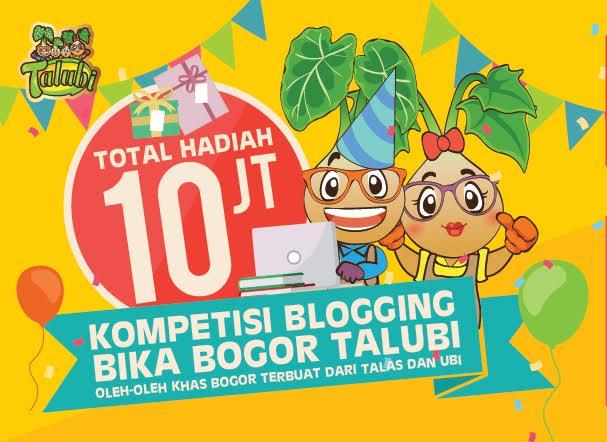 Kompetisi Blogging Bika Blogger Hadiah Jutaan Rupiah