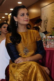 Dia Mirza Attends Power Women Seminar To Celete Womens Day 035.JPG