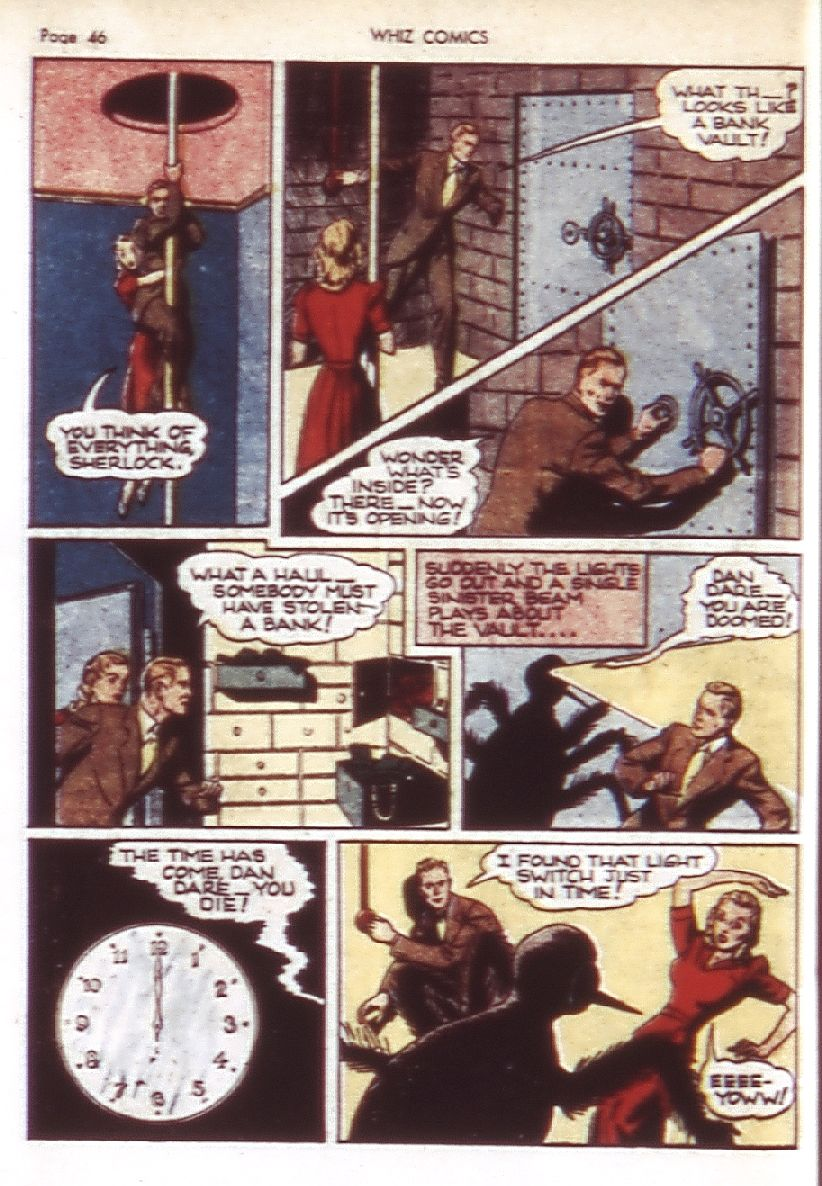 WHIZ Comics issue 22 - Page 48