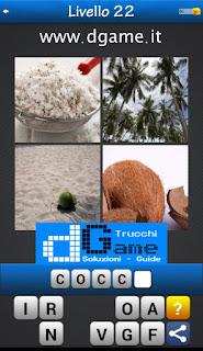 PACCHETTO 6 Soluzioni Trova la Parola - Foto Quiz con Immagini e Parole livello 22