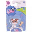 Littlest Pet Shop Singles Jack Russell (#2401) Pet