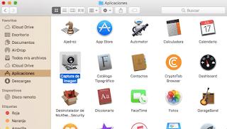 Pasar fotos de iPhone en Mac