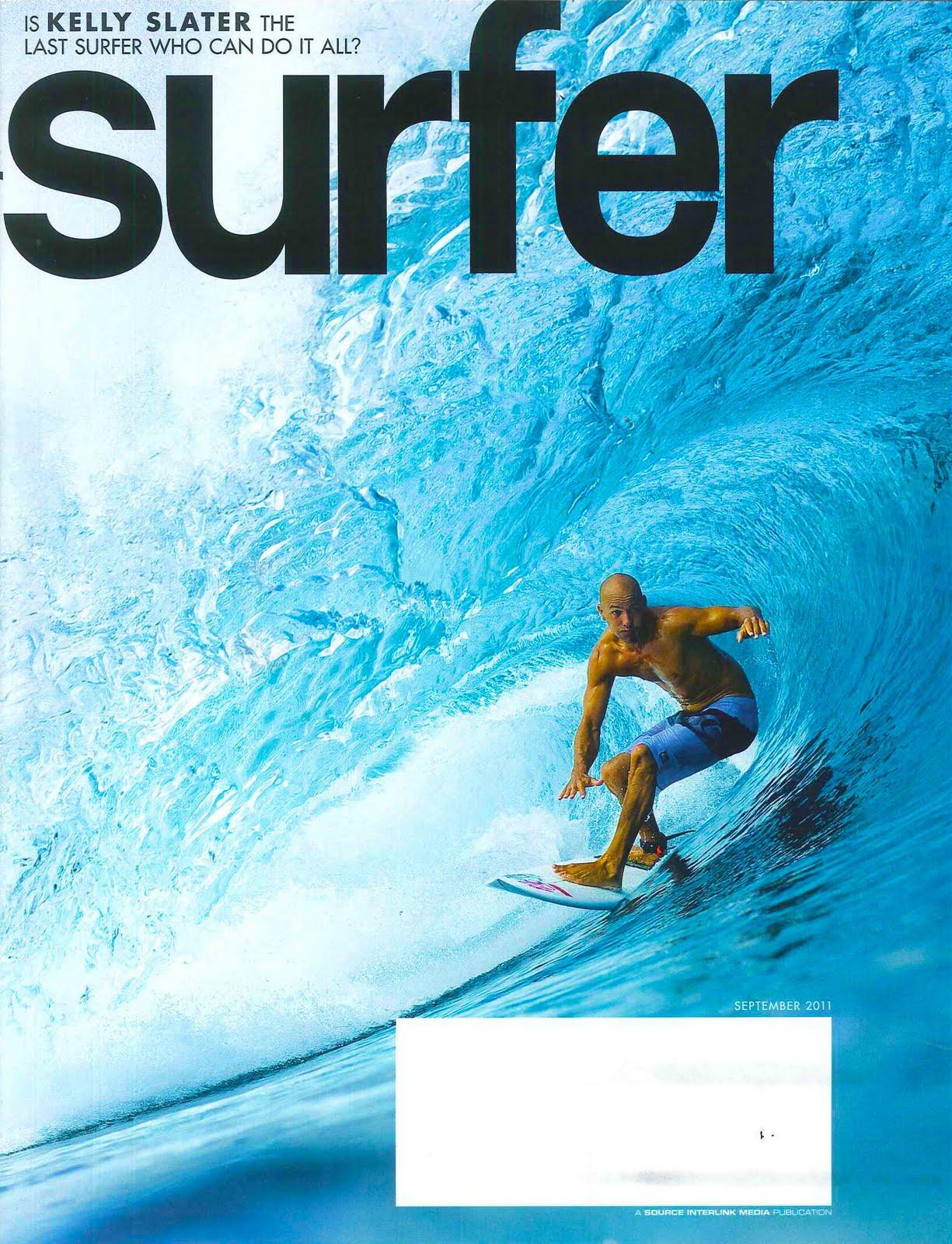 Quiksilver PR Quiksilver Athletes Featured in Surfer Magazine