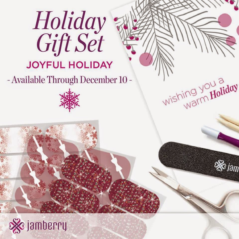 Jazzy jammers holiday gift sets