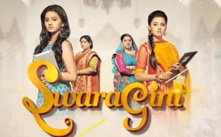 Sinopsis Swaragini Antv Minggu 4 Juni - Episode 14