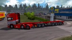 Standalone D-Tec trailer
