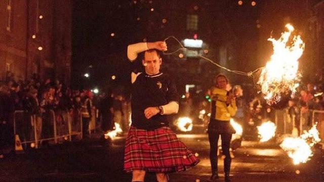7 Tradisi Unik Tahun Baru Dari Berbagai Negara