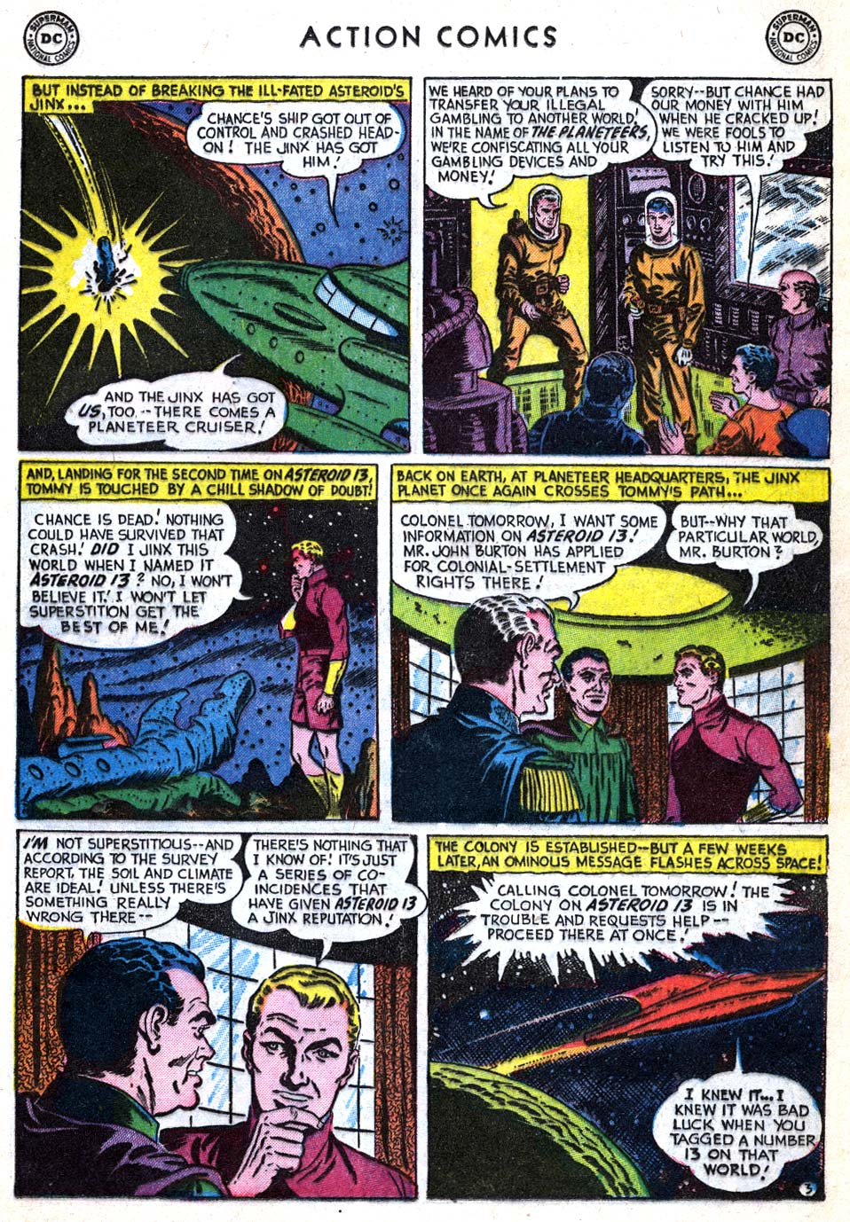 Action Comics (1938) 182 Page 26