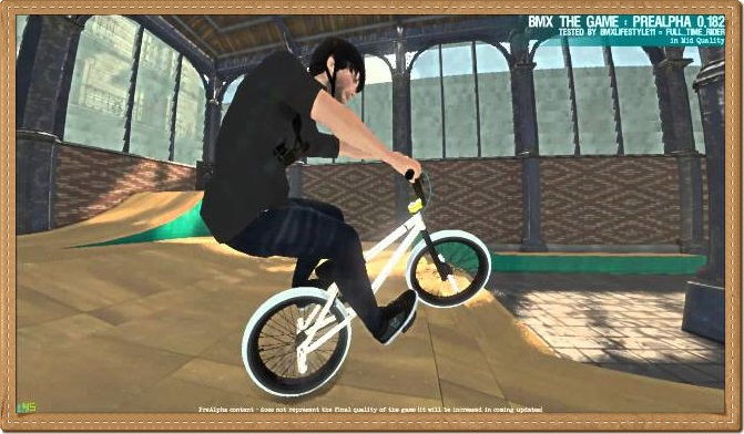 BMX The Game PC Gameplay