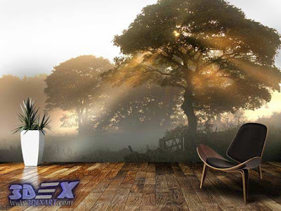 3d wallpaper designs, 3d wallpaper for walls, 3d tree wallpapers