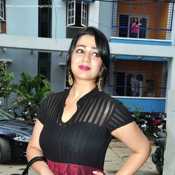 Charmee Kaur hot photos from Big C Scratch and Win Event