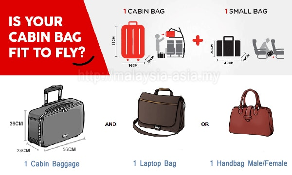 Baggage Allowance for AirAsia