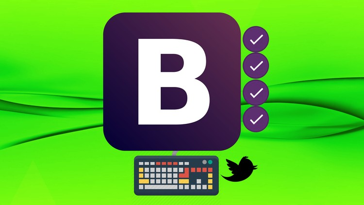 Free Coupon - Bootstrap 4 Your Responsive website design just got easier