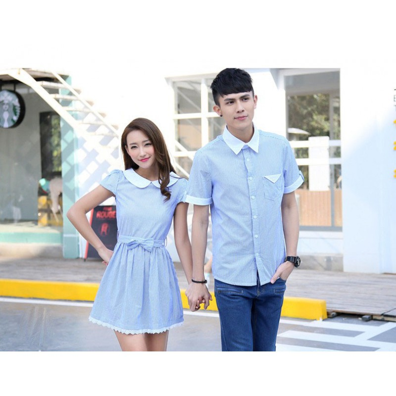 Jual Dress Couple Dress Disha - 23540
