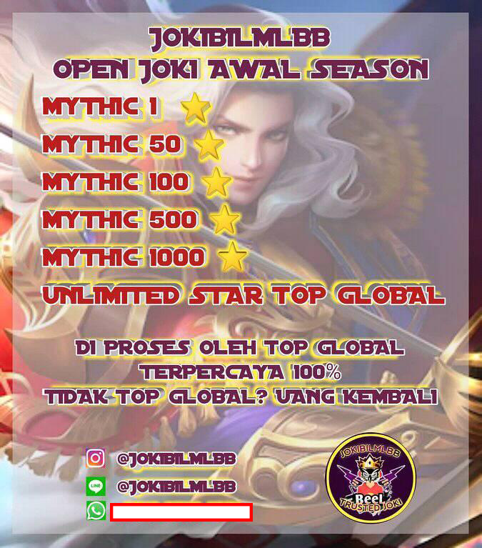 Tutorial Cara Menaikan Rank Ke MYTHIC di Game Mobile Legends