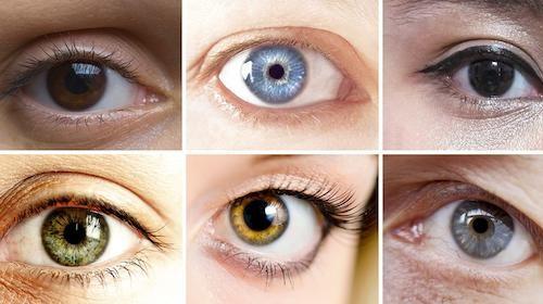 Εσύ τί χρώμα μάτια έχεις; - Δείτε τι αποκαλύπτει για την προσωπικότητά μας...