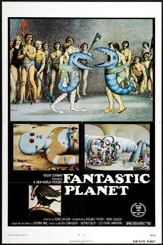 Fantastic Planet (Remastered)