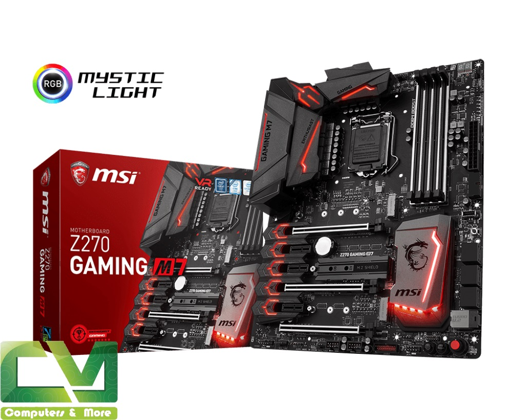 Msi Z270 Gaming M7 Review Computers And More Reviews