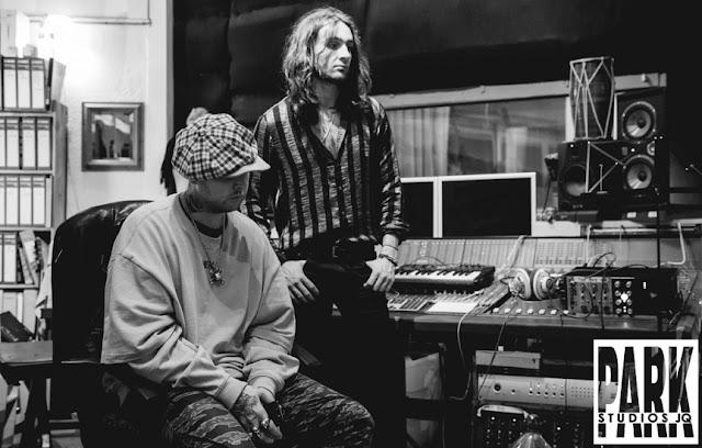 The Carnival Club EP | Birmingham Recording Studio | Park Studios JQ | Rex Roulette