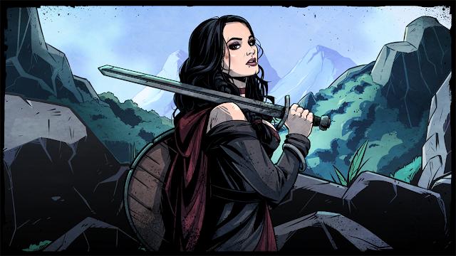 Paige - Viking