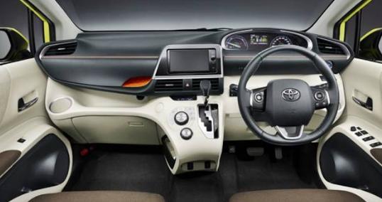 2018 Toyota Sienta Review