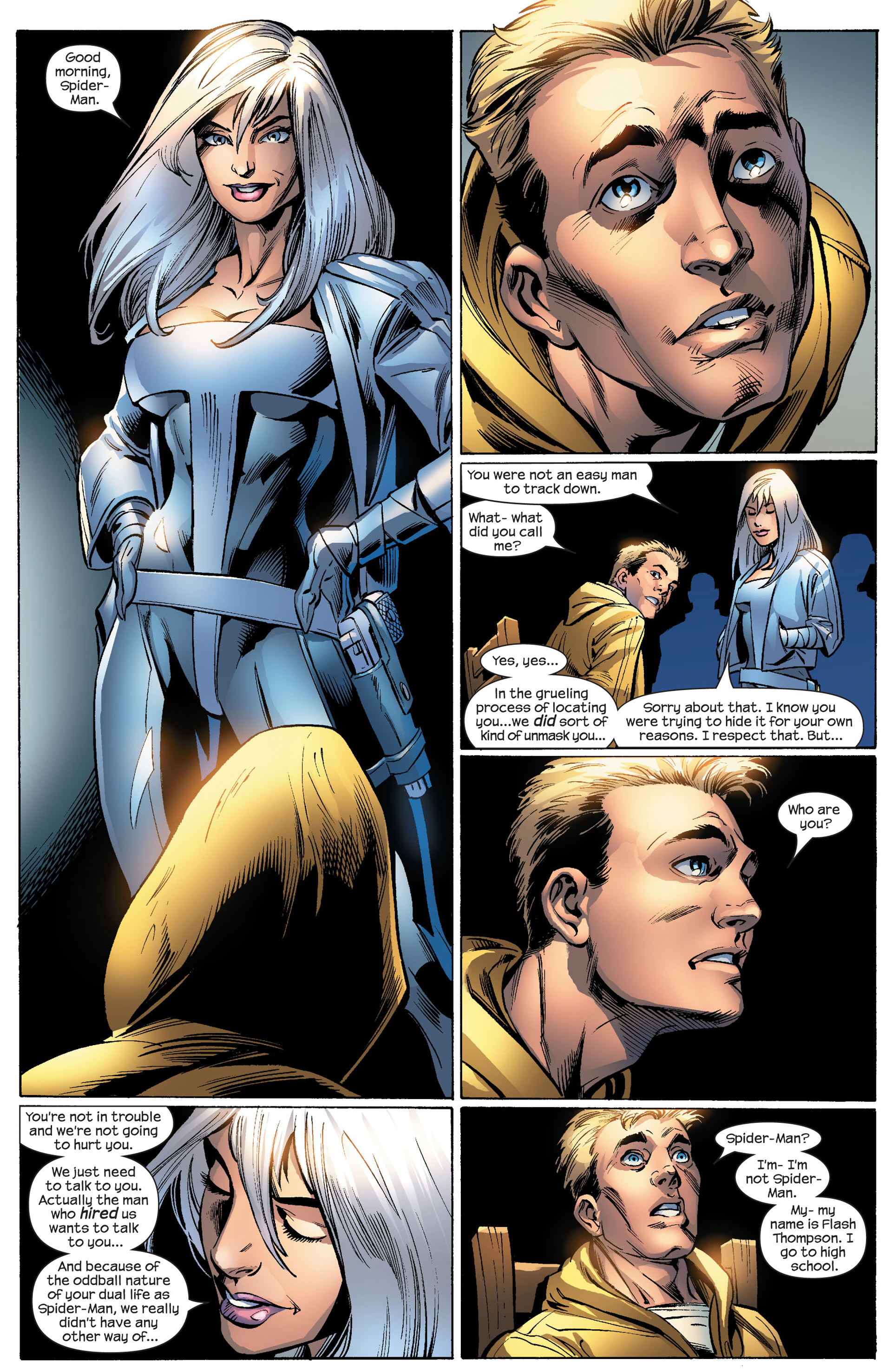 Read online Ultimate Spider-Man (2000) comic -  Issue #86 - 21