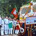 गाजीपुर से जौनपुर होते हुए माता वैष्णो देवी कटरा के लिए चली सीधी ट्रेन |
