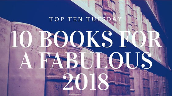 10 Reasons Booknerds will Love 2018
