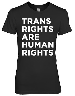 Trans rights are human rights T Shirt Hoodie Sweatshirt Tank Tops. GET IT HERE