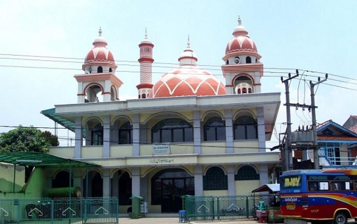 Wisata Bekasi Mesjid Jami Al-Hidayah