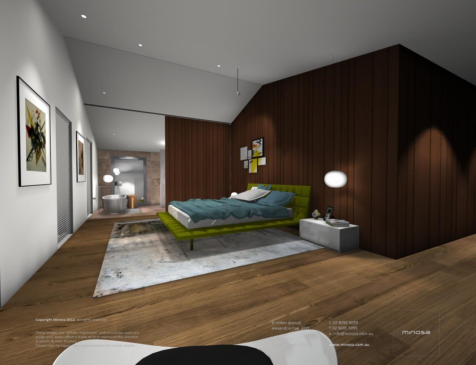 En Suite Bathroom Designs: Minosa: The Open Plan Ensuite Or Parents Retreat- A Few Tips
