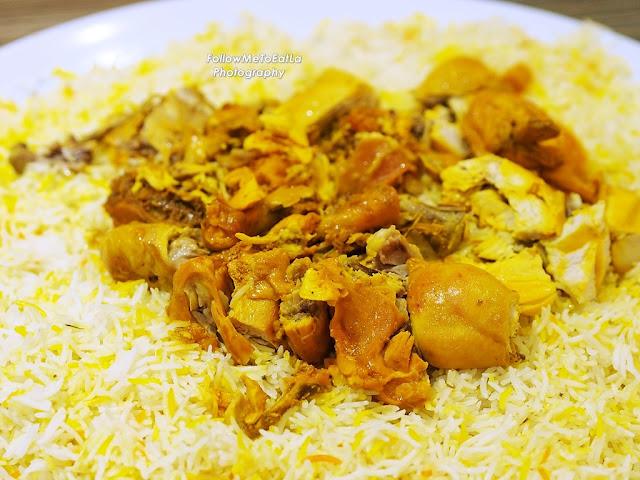 Yemeni Chicken Mendi