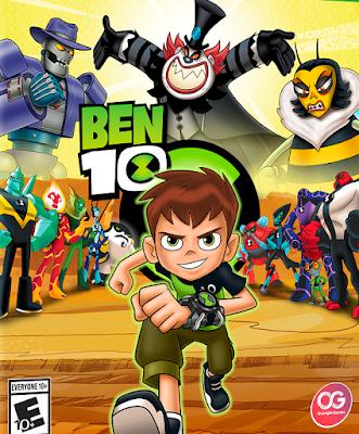 تحميل لعبة Ben 10 برابط مباشر من ميجا 2018