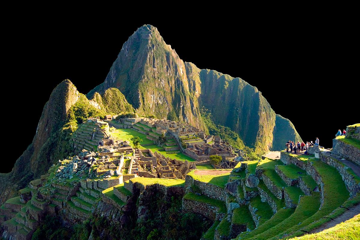 Render Machu Picchu