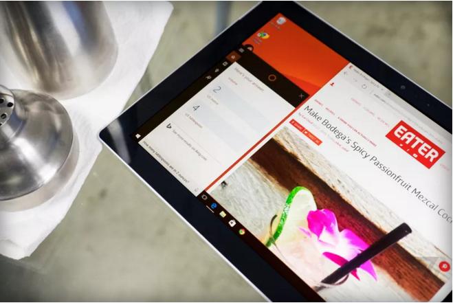 Windows 10's next major update will let Cortana float around