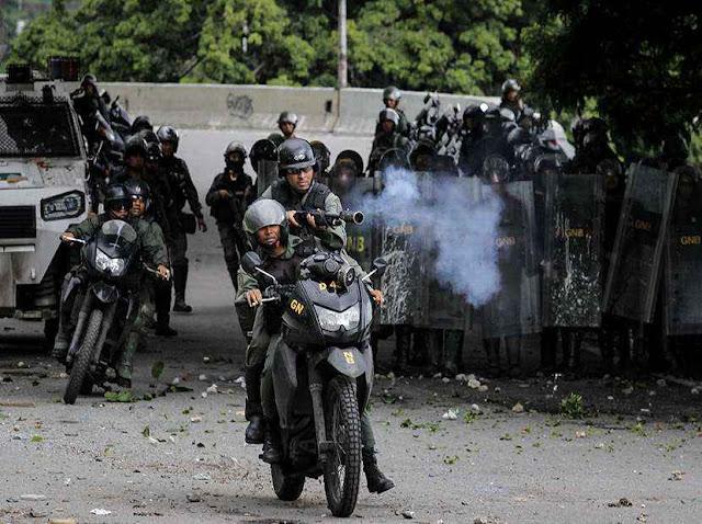 Amnistía Internacional criticó que Europa siga vendiendo armas al régimen de Maduro