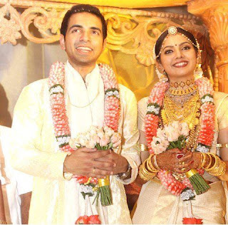 stills of samvrutha sunil's marriage