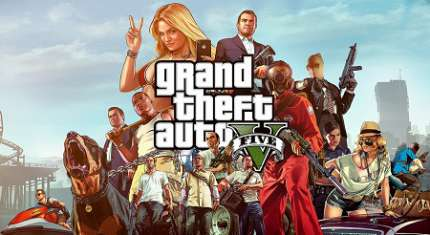 GTA V Highly compressed For Pc In 5MB
