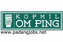 Lowongan Kerja Padang: Kopmil Omping Lolong Februari 2018