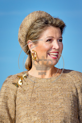 Queen Maxima of The Netherlands - Fashions - Style